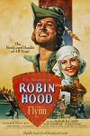 The Adventures of Robin Hood - Movie Acoustic Panel