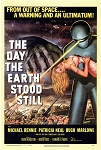 The Day The Earth Stood Still - Movie Acoustic Panel