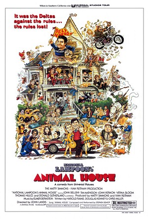 National Lampoon's Animal House (1978) Movie Poster