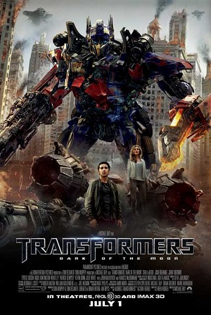 Transformers: Dark of the Moon (2011) Movie Poster
