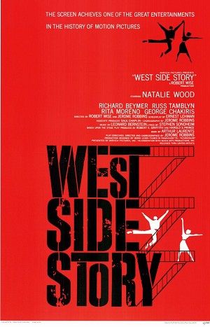 West Side Story - Movie Acoustic Panel