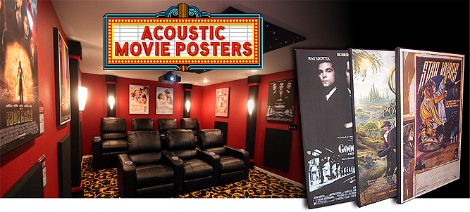 Acoustic Movie Posters