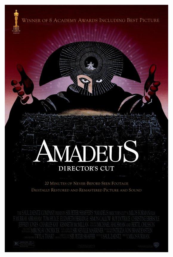 Amadeus movie essay