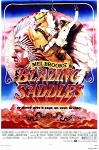 Blazing Saddles (1974) Movie Poster