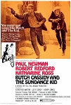 Butch Cassidy and the Sundance Kid - Movie Acoustic Panel