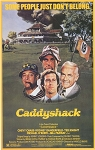 Caddyshack (1980) Movie Poster