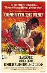 Gone With the Wind - Movie Acoustic Panel