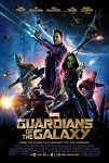 Guardians of the Galaxy - Movie Acoustic Panel