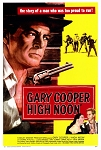 High Noon (1952) Movie Poster