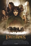 Lord of the Rings 1: The Fellowship of the Ring (2001) Movie Poster