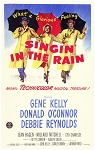 Singin' In The Rain (1952) Movie Poster