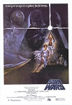 Star Wars  (1977) Movie Poster