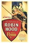 The Adventures of Robin Hood (1938) Movie Poster
