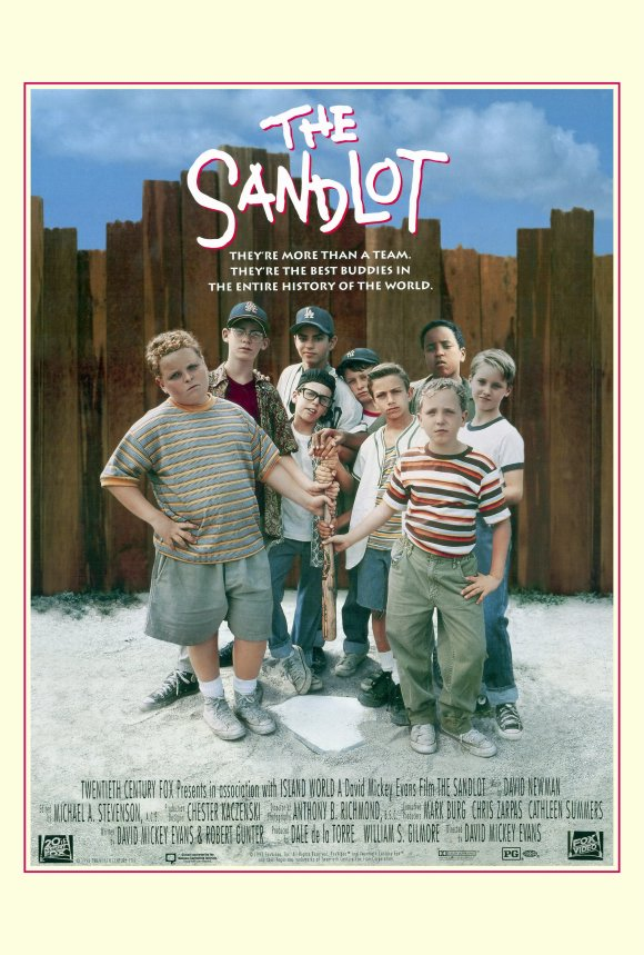 Movie Poster Acoustic Panel The Sandlot