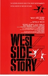 West Side Story (1961) Movie Poster