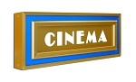 Halo - Cinema Sign