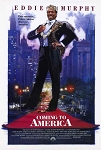 Coming to America (1988) - Movie Acoustic Panel