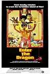 Enter the Dragon - Movie Acoustic Panel
