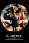 Kingsman: The Secret Service - Movie Acoustic Panel