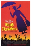 Mary Poppins - Movie Acoustic Panel