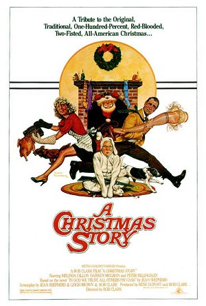 A Christmas Story - Movie Acoustic Panel