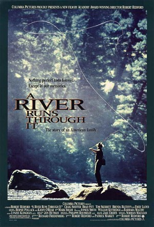 A River Runs Through It - Movie Acoustic Panel