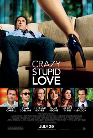 Crazy, Stupid, Love. - Movie Acoustic Panel