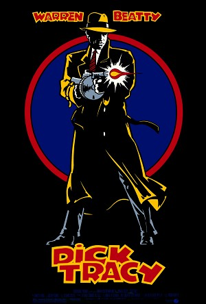 Dick Tracy - Movie Acoustic Panel