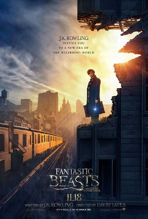 Fantastic Beasts and Where to Find Them - Movie Acoustic Panel