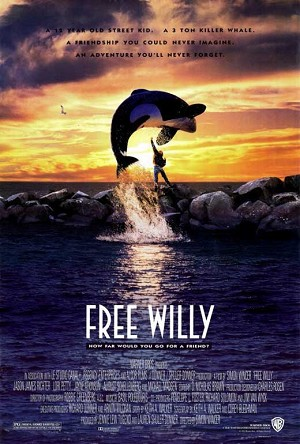 Free Willy - Movie Acoustic Panel