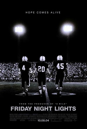 Friday Night Lights - Movie Acoustic Panel
