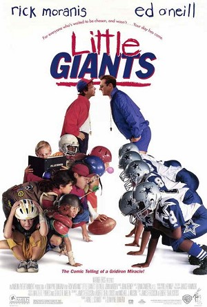 Little Giants - Movie Acoustic Panel