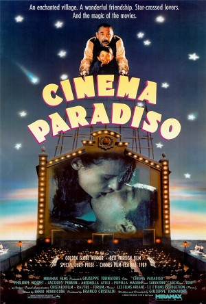 Cinema Paradiso - Movie Acoustic Panel