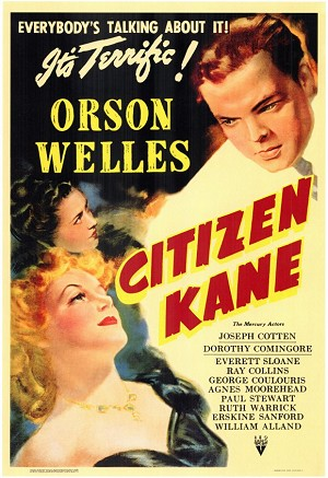 Citizen Kane - Movie Acoustic Panel