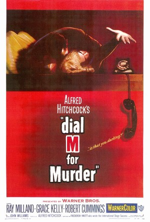 Dial M For Murder - Movie Acoustic Panel