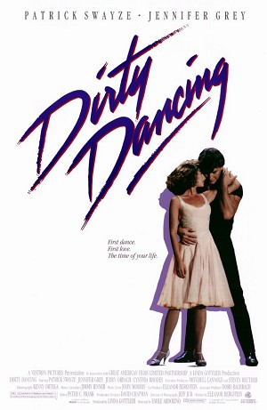 Dirty Dancing - Movie Acoustic Panel