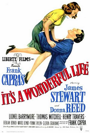 It's a Wonderful Life - Movie Acoustic Panel
