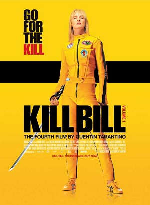Kill Bill Vol. 1 - Movie Acoustic Panel