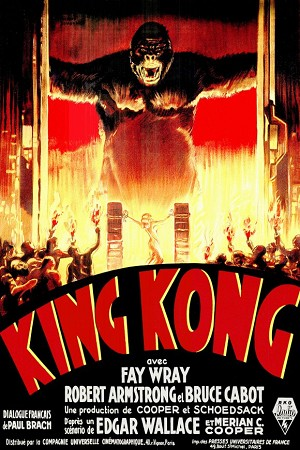 King Kong (1933) Movie Poster