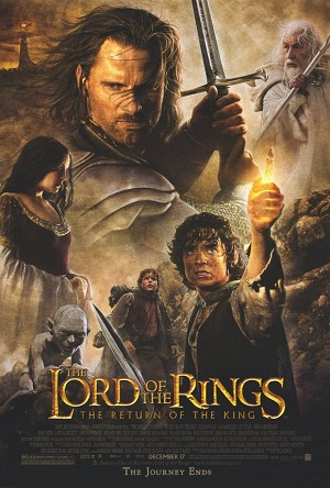 Lord of the Rings: The Return of the King - Movie Acoustic Panel