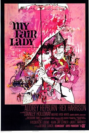 My Fair Lady (1964) Movie Poster