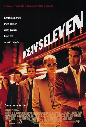 Ocean's Eleven - Movie Acoustic Panel