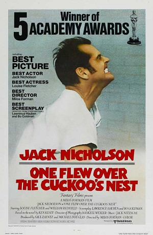One Flew Over The Cuckoo's Nest - Movie Acoustic Panel
