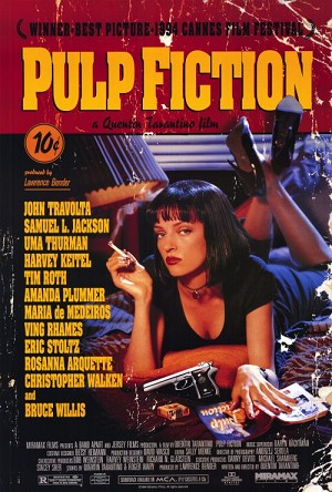 Pulp Fiction - Movie Acoustic Panel