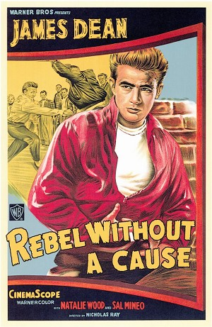 Rebel Without a Cause - Movie Acoustic Panel
