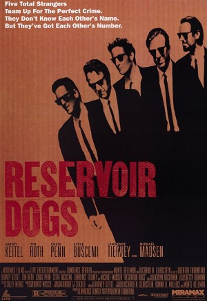 Reservoir Dogs - Movie Acoustic Panel