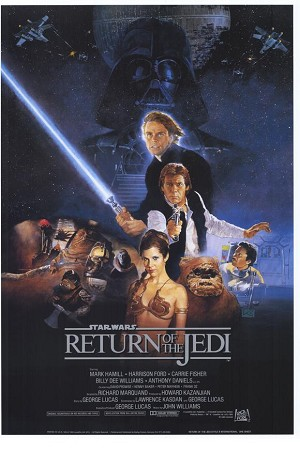 Return of the Jedi - Movie Acoustic Panel