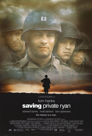 Saving Private Ryan - Movie Acoustic Panel