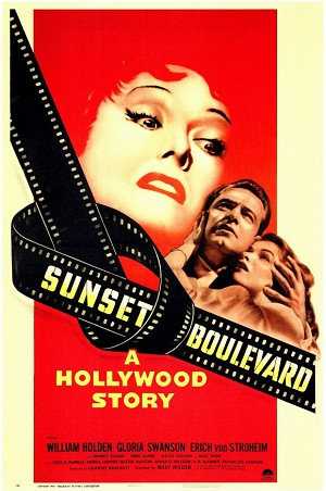 Sunset Boulevard - Movie Acoustic Panel