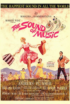 The Sound of Music (1965) Movie Poster